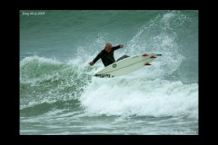Surfline Surfboards in action